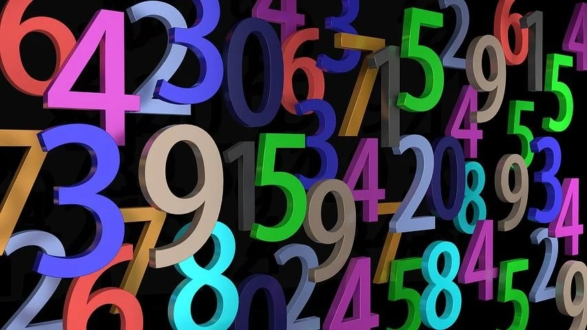 Game yourself with numbers